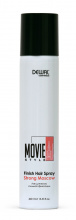 Лак для волос сильной фиксации Movie Style Finish hair spray Strong Moscow, 400 мл DEWAL Cosmetics DC50002