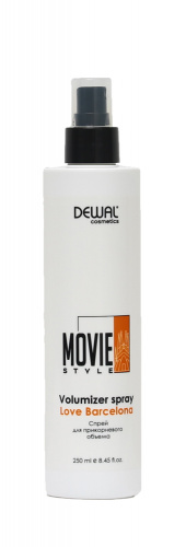 Спрей для прикорневого объема Movie Style Volumizer Love Barcelona, 250 мл DEWAL Cosmetics DC50006