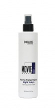 Термозащитный спрей Thermo Protect Spray Night Tokyo Movie Style , 200 мл DEWAL Cosmetics DC50009
