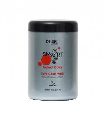 Маска для окрашенных волос SMART CARE Protect Color Save Color Mask DEWAL Cosmetics DCC20102