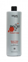 Шампунь для окрашенных волос SMART CARE Protect Color Save Color Shampoo DEWAL Cosmetics DCC20105