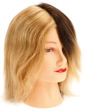Голова-манекен учебная (4 цвета) для парикмахеров DEWAL M-2049A